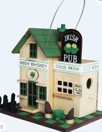 Birdhouses and feeders online for sale UK