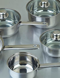order wholesale stainless steel cookware online